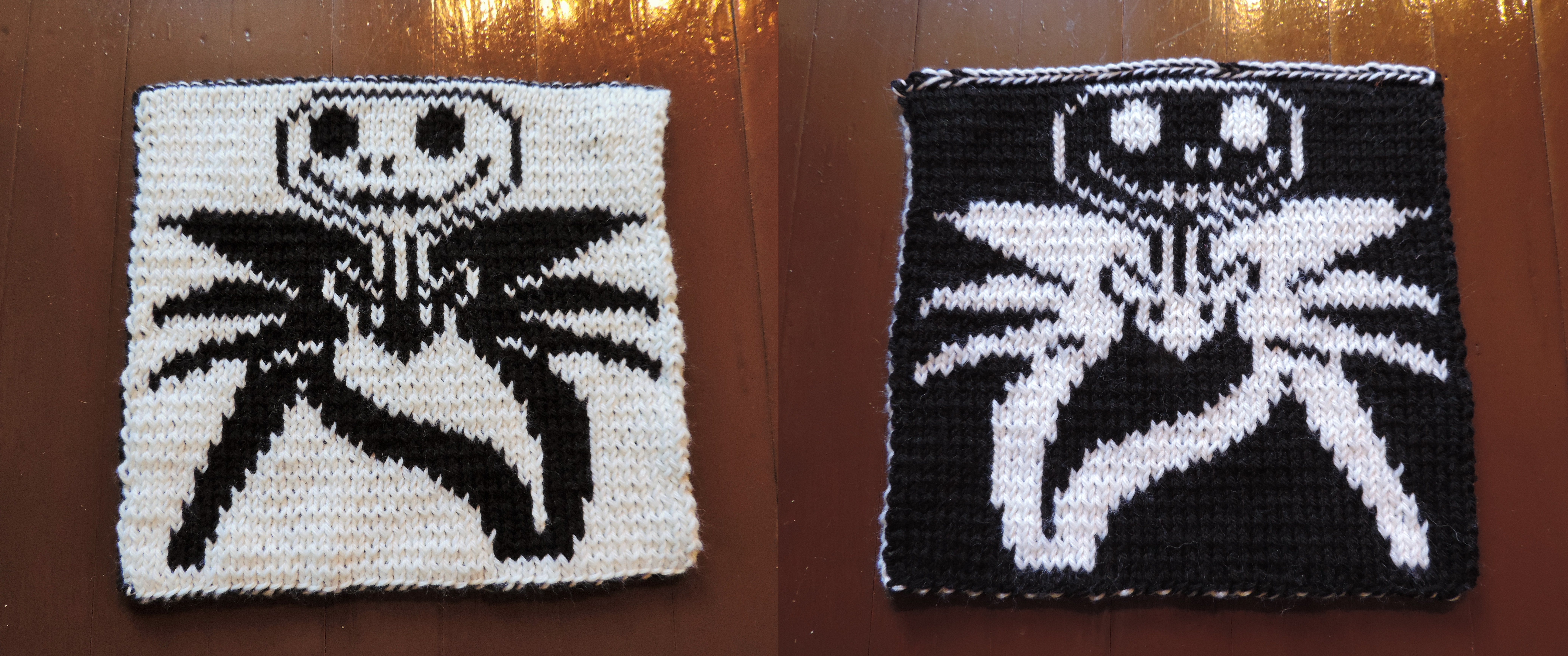 Free Crochet Pattern Of Jack Skellington : 2014 Geek-A-Long: Jack Skellington ? Lattes & Llamas