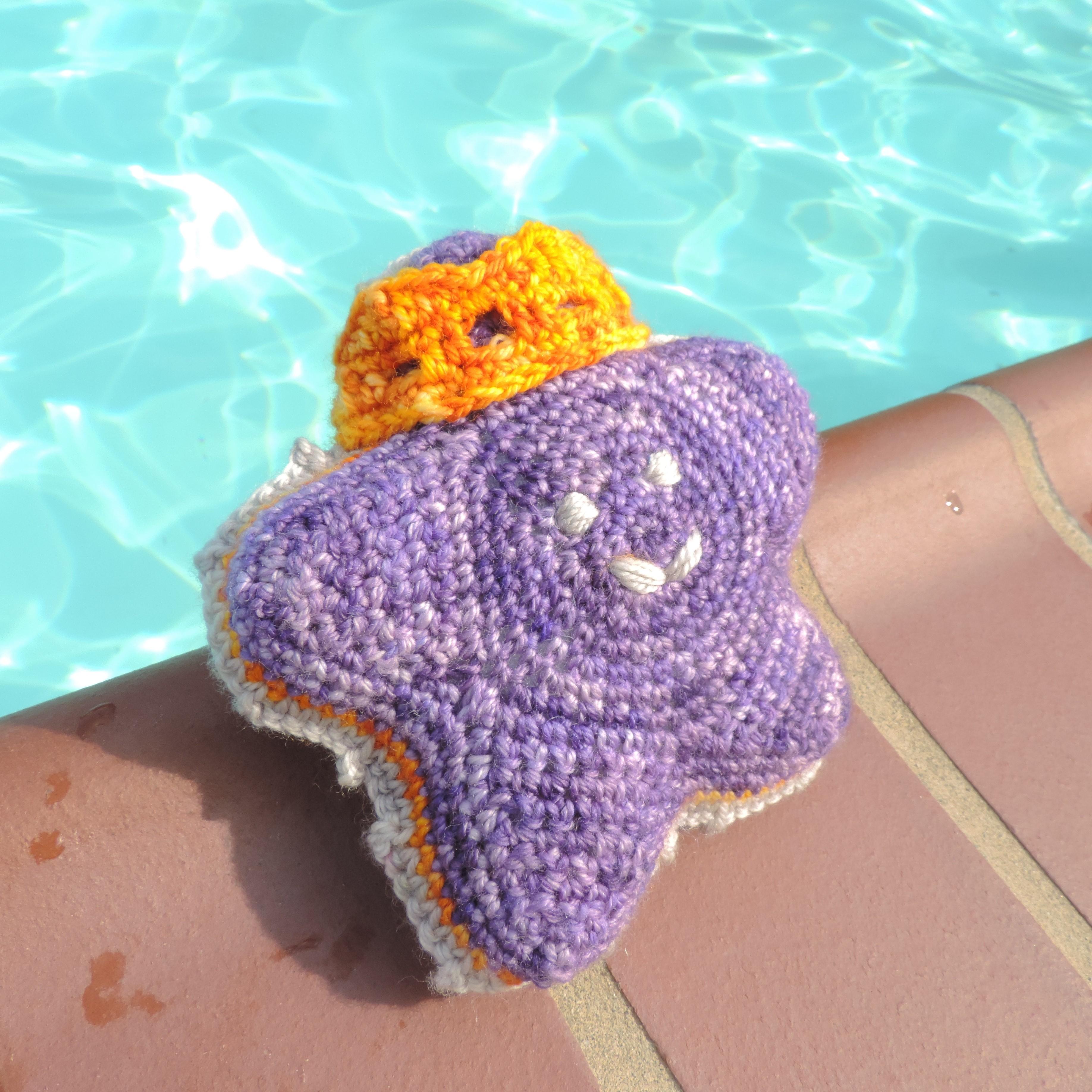 The Summer Of Crochet King Astro Star Lattes Llamas